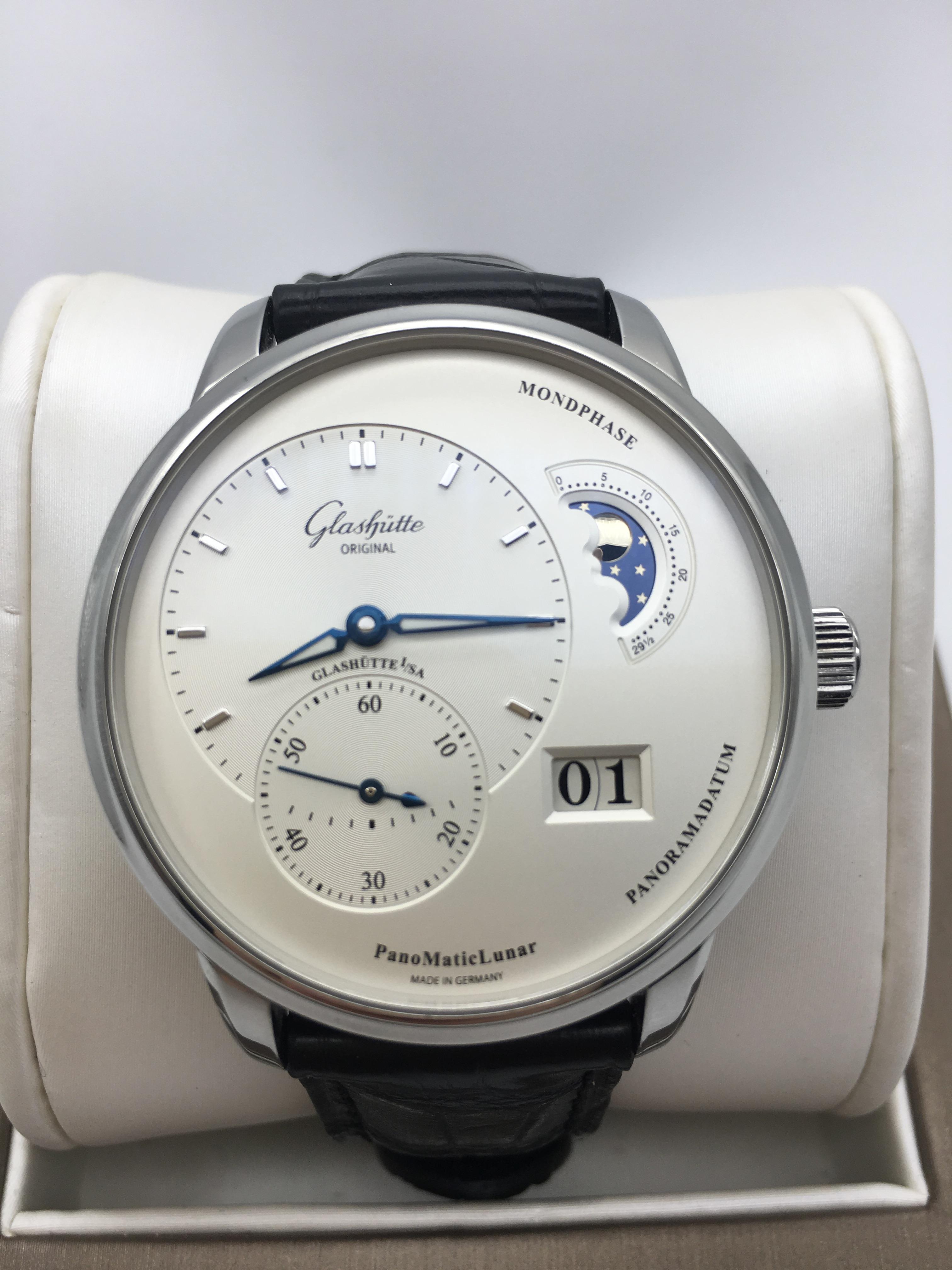 二手表和专柜的区别在哪里?