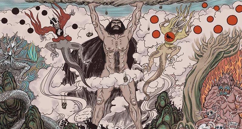 中华创世神话·学术圆桌|文化反哺中重拾文化自信,文化寻根中寻回精神家园(组图)