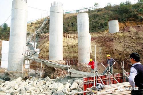 国道G348荣县绕城线改建工程正式启动啦
