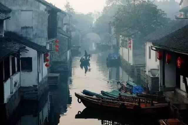 中国最老的10个古镇,那个是你去过的?