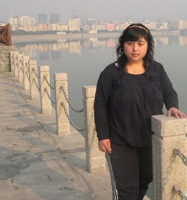 女胖子从180斤到108斤,经历了什么只有自己知道!图片