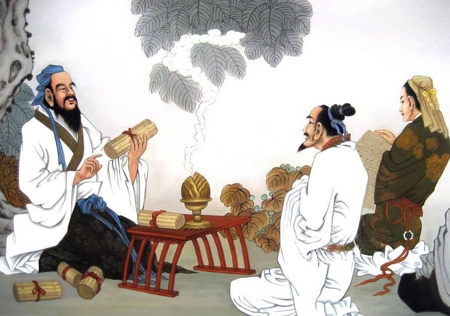 成语故事 | 孔子为什么向老子求教?—《千里之行 始于图片
