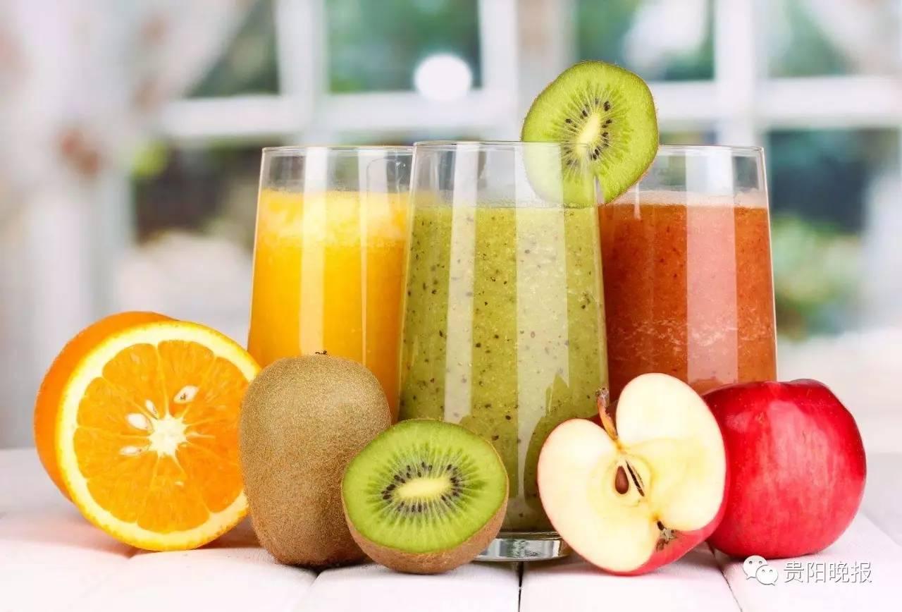 加了水的果汁不叫现榨纯果蔬汁 贵州现制饮品和食用冰的加工规范制定ing,来提提意见