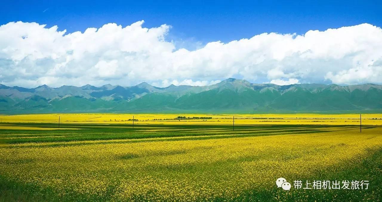 一条大环线,看遍我国西北的自然与丝路人文之美