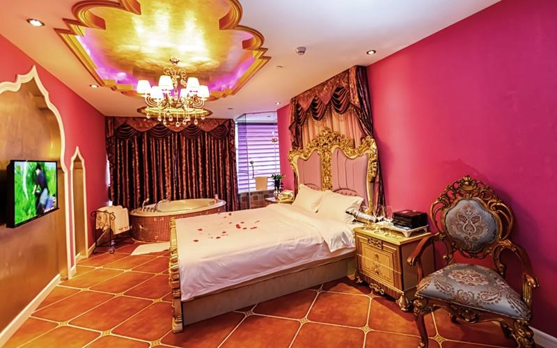 成都情趣情侣主题支持酒店房的设计货到付款用设计情趣用品可以女图片