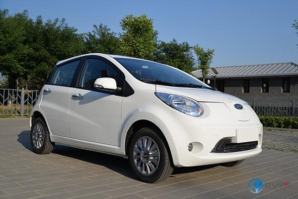 江淮首款微型纯电动汽车iEV6E深度试驾体验高清图片