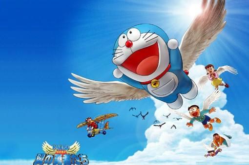 《哆啦a梦》图片