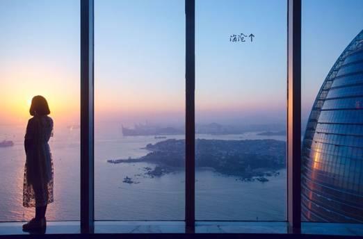 厉害了!这里不仅风景美炸,还能看到台湾海峡!
