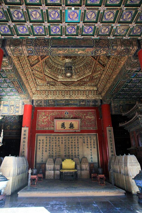 明清皇帝寝居和后宫是个啥样? 保证让你瞠目结舌