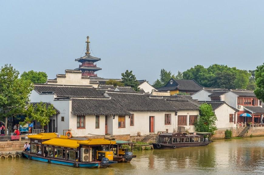 唐朝诗人张继写了一首诗,这个景区火了一千多年