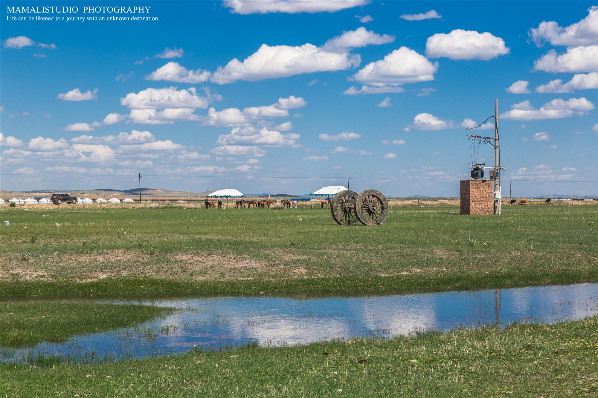 蒙古老营的铜锅茶和手抓肉,详解彪悍蒙餐打开方式