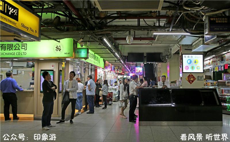 让香港人望而却步 臭名昭著的重庆大厦