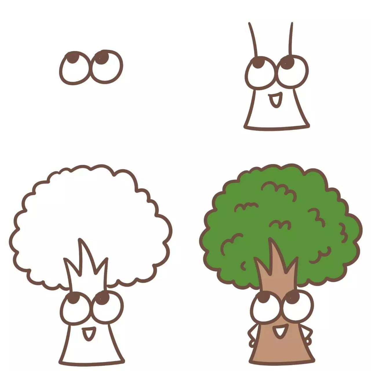 end- 近期简笔画教程: 小狗的9种画法【简笔画】 如何画好小猪