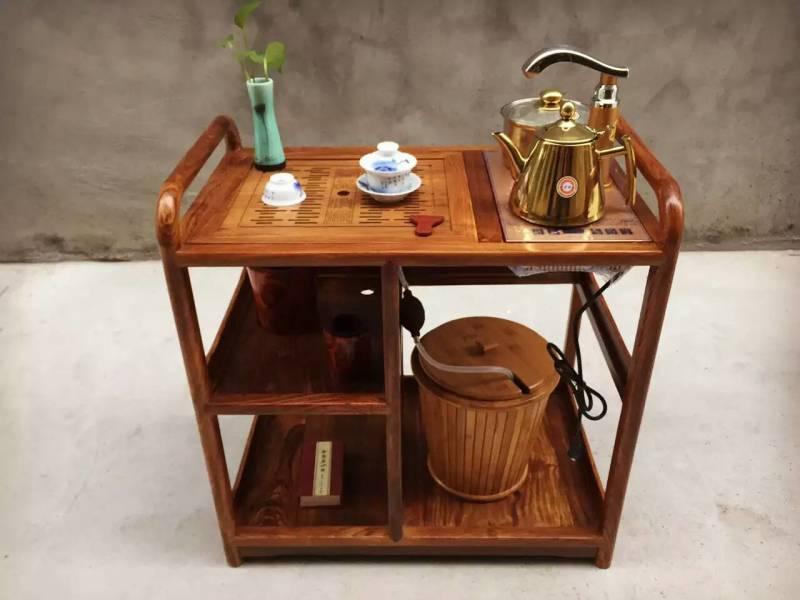 红木家具中的高性价比家具 刺猬紫檀