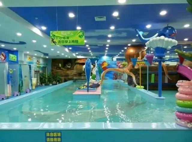 室内儿童水上乐园如何吸引客流