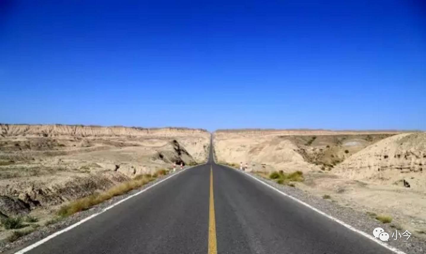 南疆有一条绝美的风光走廊——G314