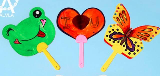【分享篇】20款幼儿园夏季创意手工制作