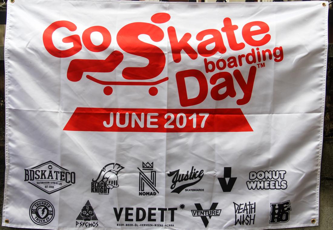 沸点滑板公司,BSS暴风雪滑板公司,Vedett啤酒,Hero滑板店联合