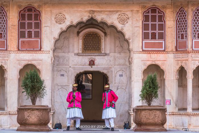来,带你走进印度王宫的富丽堂皇