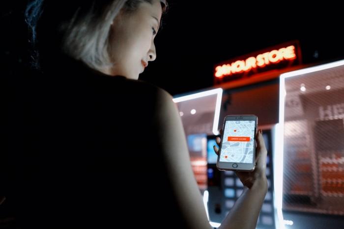 """上海开了一家无人便利店,竟然藏着各种""""黑科技""""  科技资讯 第4张"""