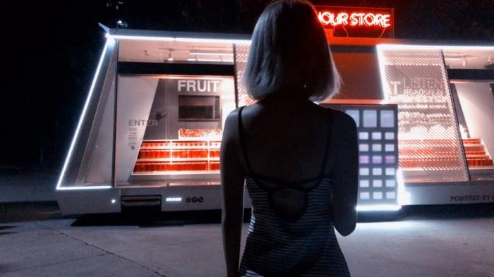 """上海开了一家无人便利店,竟然藏着各种""""黑科技""""  科技资讯 第10张"""