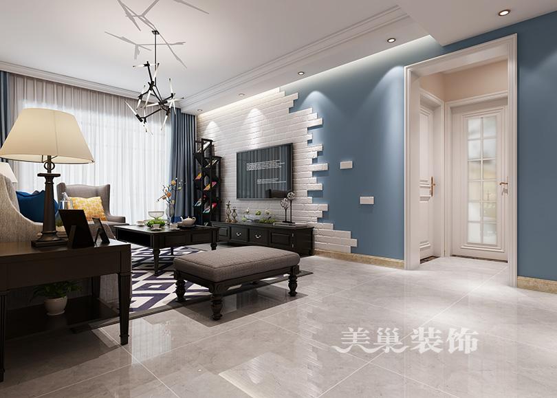 郑州89平装修北欧风格,两房户型这样设计才不后悔