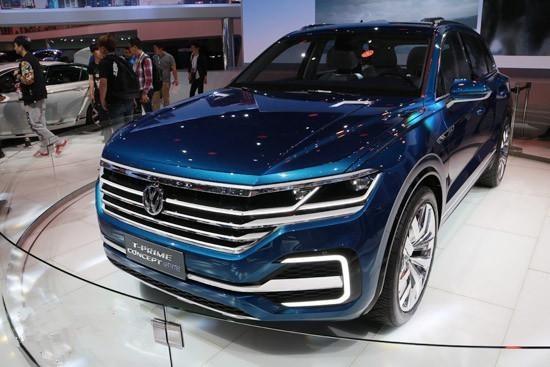 大众最新7座SUV, 全触摸屏设计, 起步价18万
