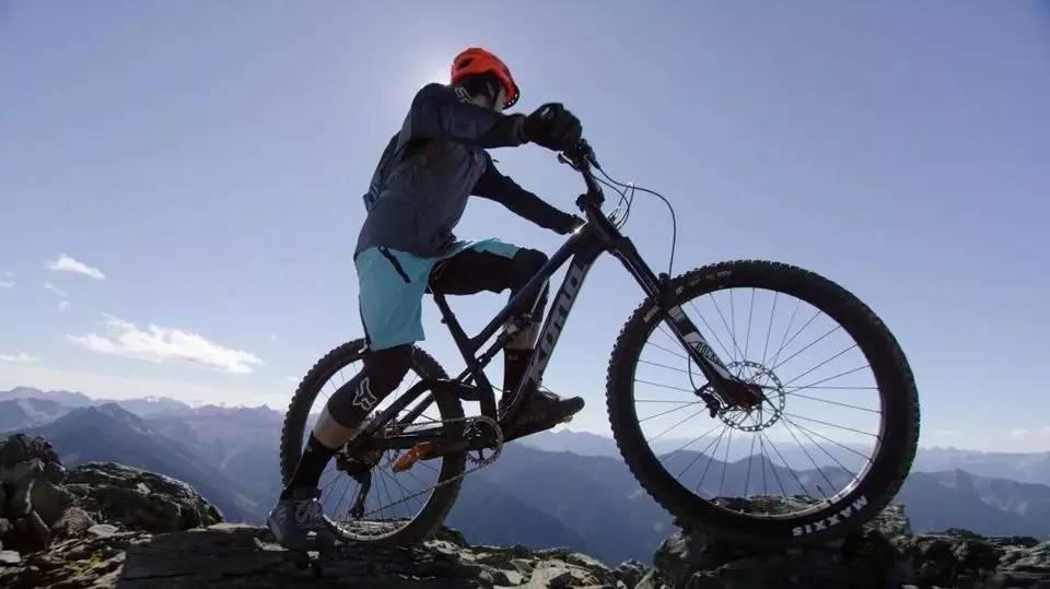 山地车骑行的5个小技巧,对新手很实用哦图片