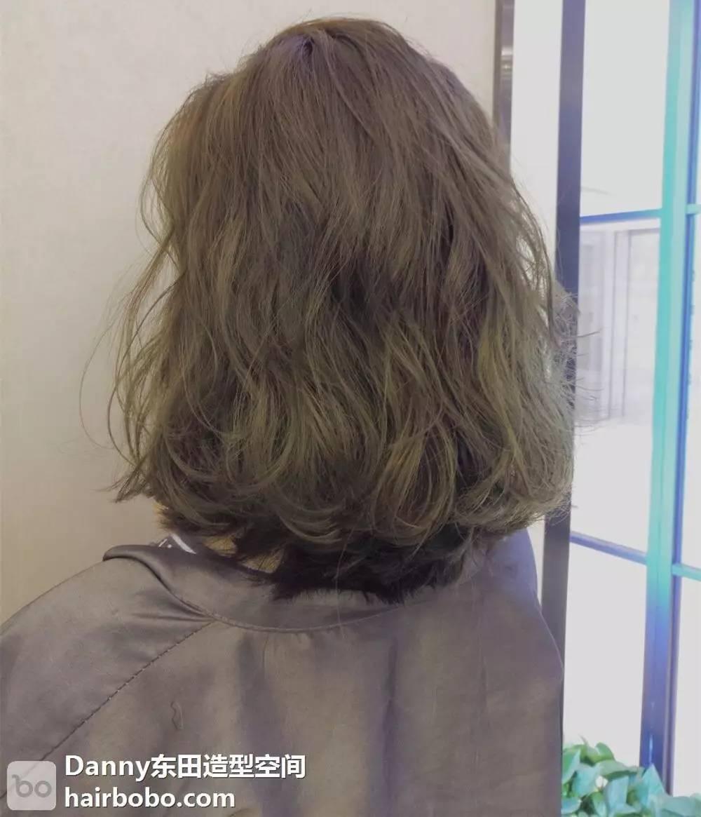 大热天的烫染发型怎么选?最适合的都在这儿图片