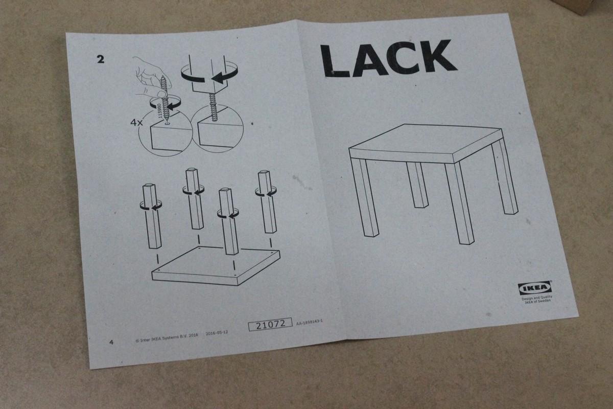 这或是宜家卖的最好的家具——宜家 lack 小方桌