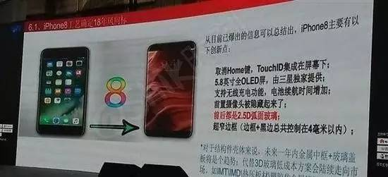 iPhone 8六大革新: 全球手机风向标  aso优化 第2张