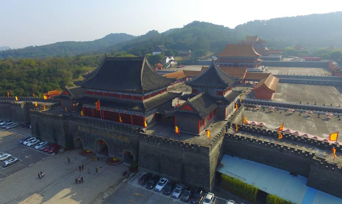 影视明星齐点赞 广莱坞 2017中国佛山 广莱坞 微电影节正式启动
