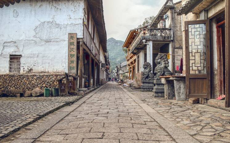 """这才是中国最美乡村!浙南这个全国独一无二的""""义""""镇,景美人更美!"""