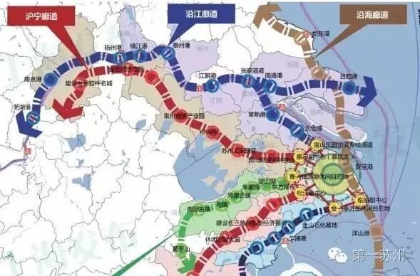 海门2030规划图