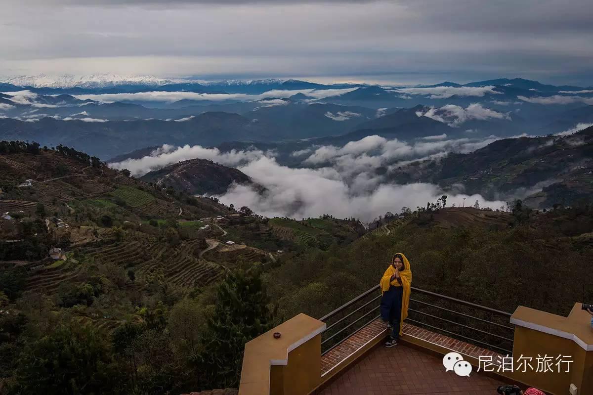 尼泊尔   雪山环绕的心灵归宿