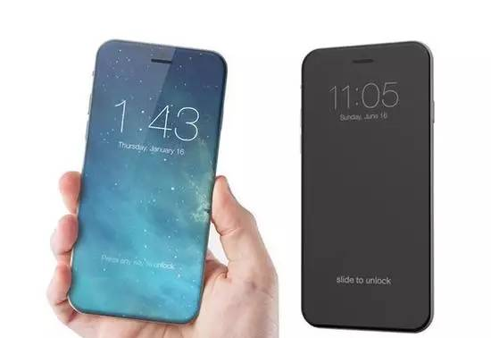 iPhone 8六大革新: 全球手机风向标