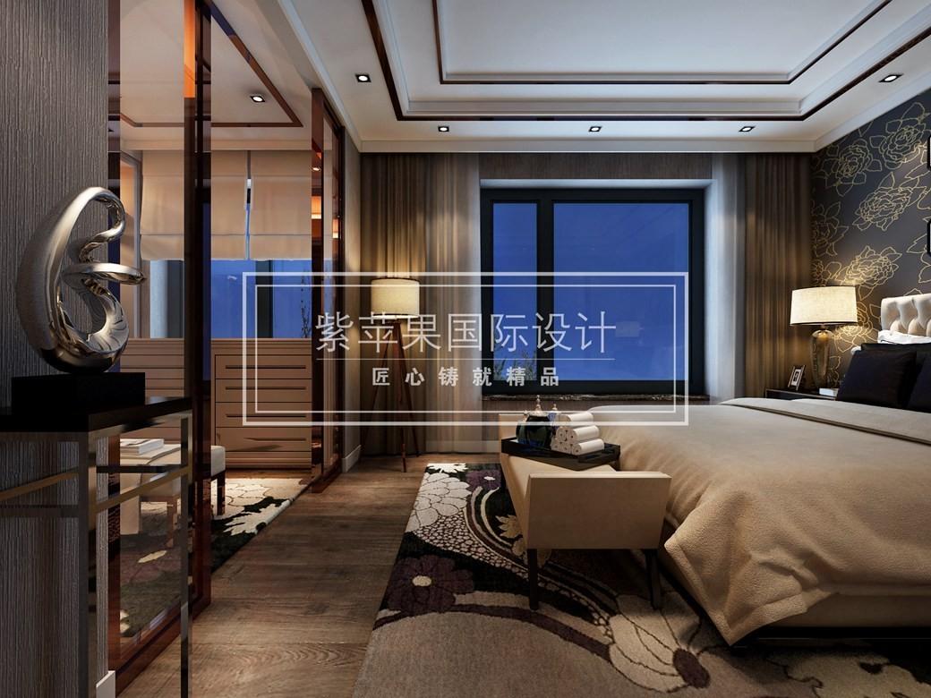 文化 正文  棕色铝合金包边,内饰灰色硬包,让电视背景墙很有质感,茶几图片