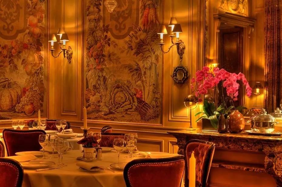 Paris 舌尖上不可辜负的奢华盛宴 法国巴黎米其林餐厅图片