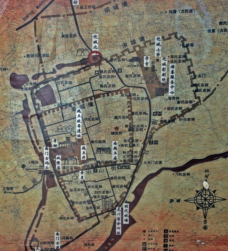 岭南这座与平遥古城齐名的古镇,曾是南越王的兴王之地