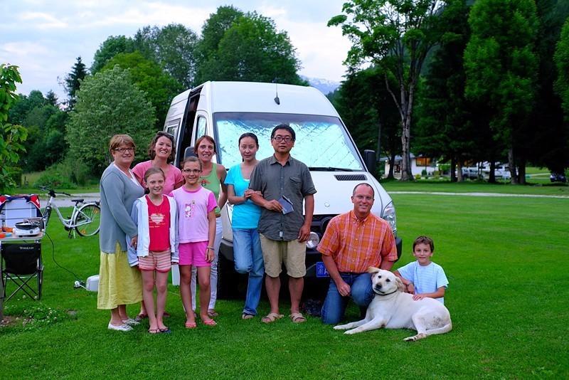 谷云松:我在38000公里的旅行中,找到了房车生活的意义
