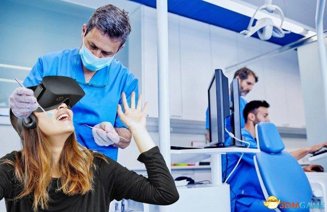 科学家研究使用VR虚拟现实来减轻看牙医的痛苦