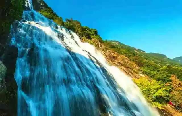 【采摘】广州避暑仙境白水寨,摘荔枝,看仙瀑,再不去就没了!