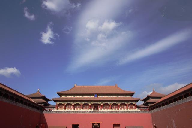 明朝修的紫禁城,距今几百年从未积水