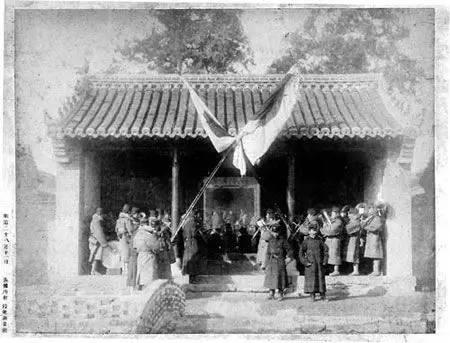 甲午战后日本占领威海卫历史真相