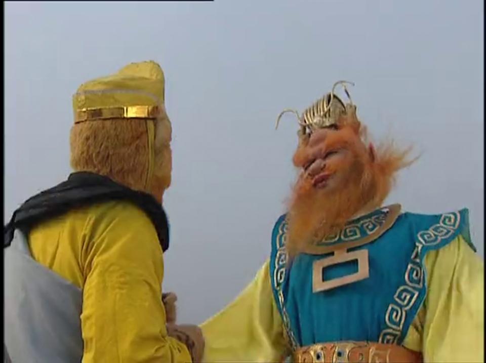 东海龙王为何在孙悟空前来夺宝时不反抗?老谋深算