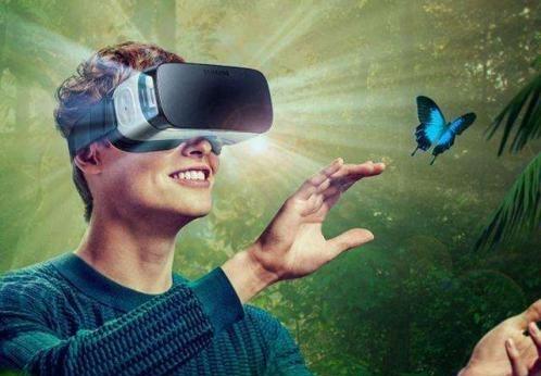 VR你是否真正的体验过呢,是不是觉得很高大上呢