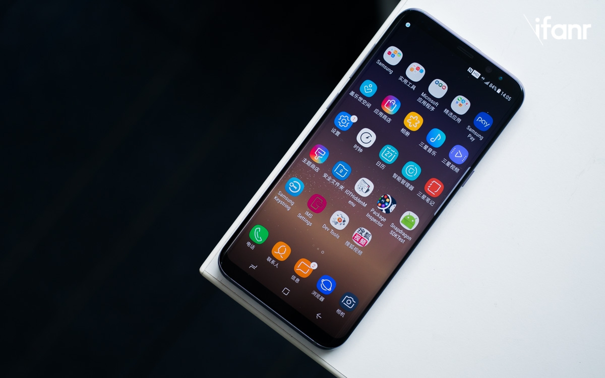 Galaxy S8 在三星手机设计上的承前,以及启后