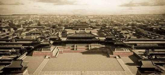 唐朝之后再没定居西安,京杭大运河替代了