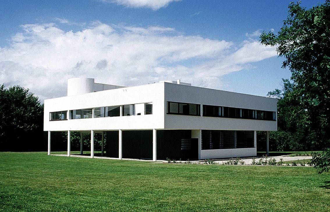 架空建筑_所带来的底层架空,自由平面和立面等等,让建筑师的创意得以无障碍延伸