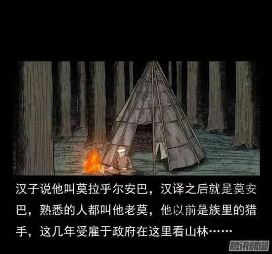 《原始森林里的鬼车》人迹罕至深林里的秘密